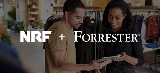 Forrester's research says retail strategies should focus on tech that makes a lasting impact